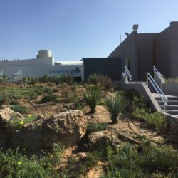 The ShafDan wastewater treatment plant - The Dan Regional waste water treatment plant treats the waste from Tel Aviv and 22 other municipalities in the Dan Region